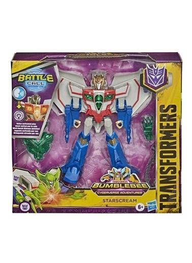 Transformers Transformers Cyberverse Figür Starscream E8227-E8377 Renkli